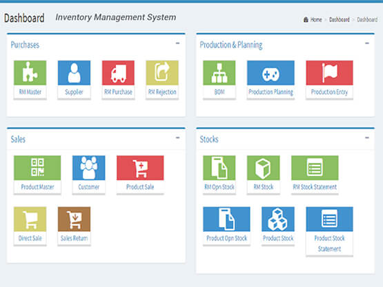 Inventory Management System image